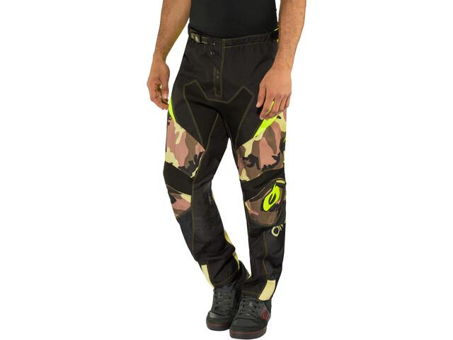 O'Neal Mayhem Lite Spodnie Ambush Mężczyźni, neon yellow